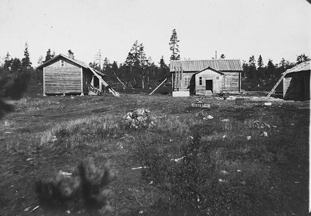 Kerkelän talo 1920 MIkkola