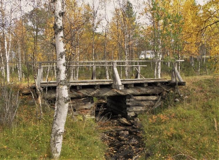 Laaniojan vanha silta