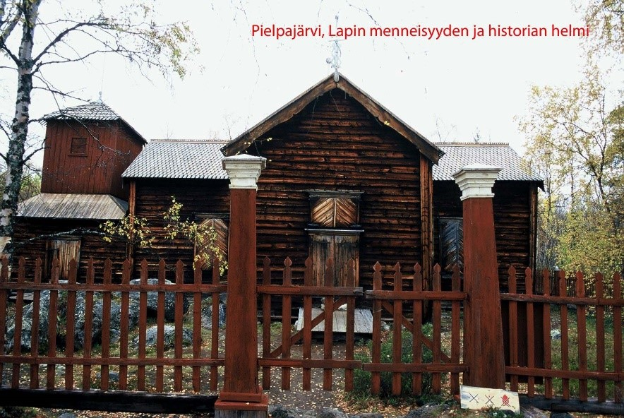 Pielpajärven kirkko