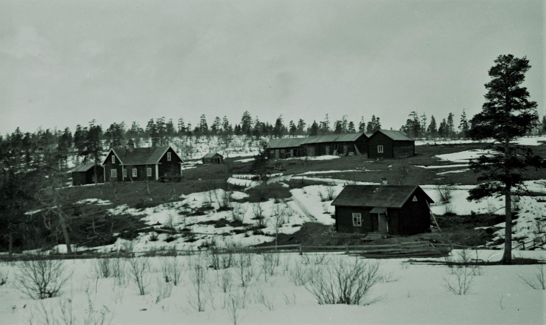 LAANILAN KIEVARI 1930